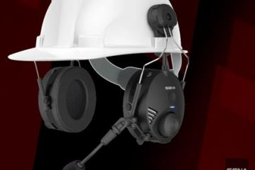 Sena Tufftalk Bluetooth Headset with Audio Attenuation of 24dB