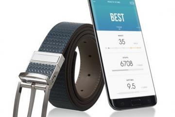WELT Smart Belt Monitors Your Health