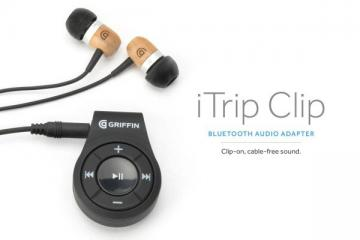 Griffin iTrip Clip: Wirelessly Connect Headphones To Smartphones