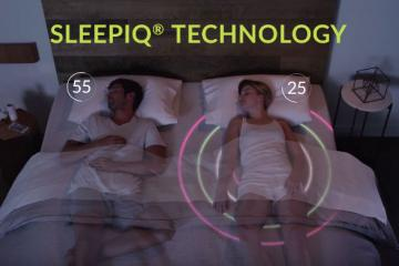 The it Bed: Connected Bed Talks to Your Fitness Tracker