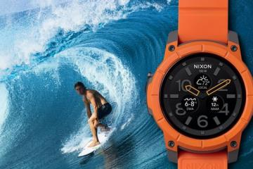 Mission Android Wear Smartwatch for Surfing