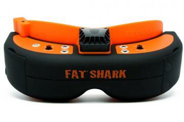 Fat Shark Dominator SE FPV Headset