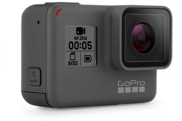 GoPro HERO5 Black: Waterproof 4K Action Camera with Voice Control