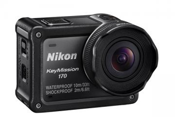 Nikon KeyMission 170 Rugged 4K Cam