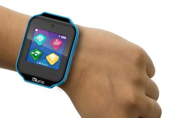 Kurio Smart Bluetooth Watch for Kids