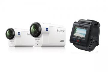 Sony HDRAS300R/W HD Action Cam