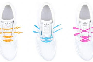 HICKIES: Modular Shoe Lacing System