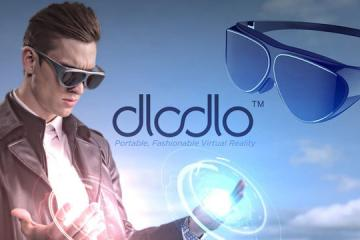 Dlodlo V1 VR Glasses Launched
