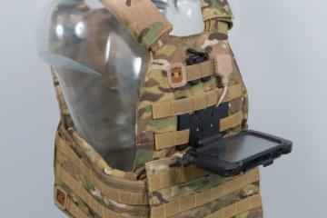 BAE Systems' Broadsword Spine: Connected Clothing for Military