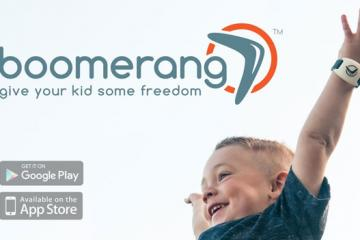 Boomerang Bracelet for Kids