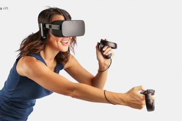 Oculus Touch To Go On Pre-order on Oct. 10