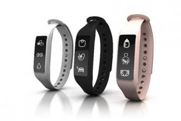 SmartBand Tracker for Parents Launched