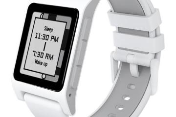 Pebble + Heart Rate Smartwatch