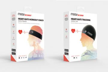 Moov HR: Smart Wearable for High Intensity Training
