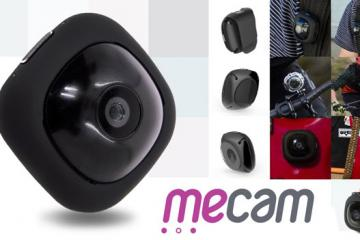 MeCam NEO App-enabled Wearable Lifestyle Camera