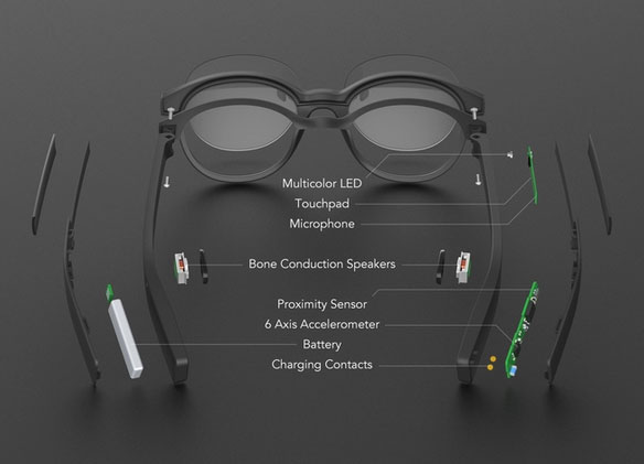 smart glasses that you would like