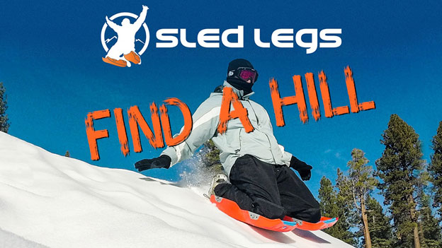 sled-legs