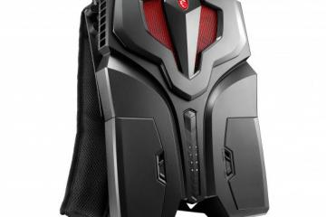 MSI VR One Backpack PC Coming To CES