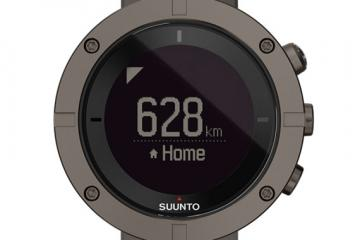 Suunto Kailash Smart Traveler's Watch