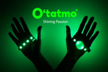 O'tatmo Interactive LED Lightband for Concerts