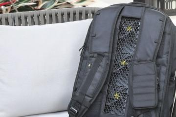 iCoolPack Backpack with 3 Cooling Fans