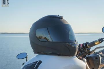 IRIS DC-2 Dash Cam Motorcycle Helmet