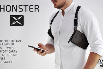 Phonster X Smartphone Holster