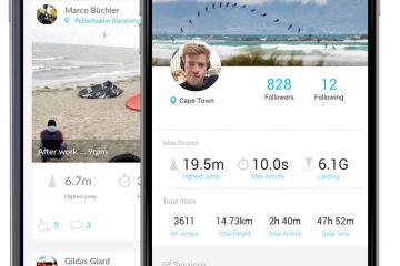 WOO2 Sensor for Kite Boarding, Wakeboarding