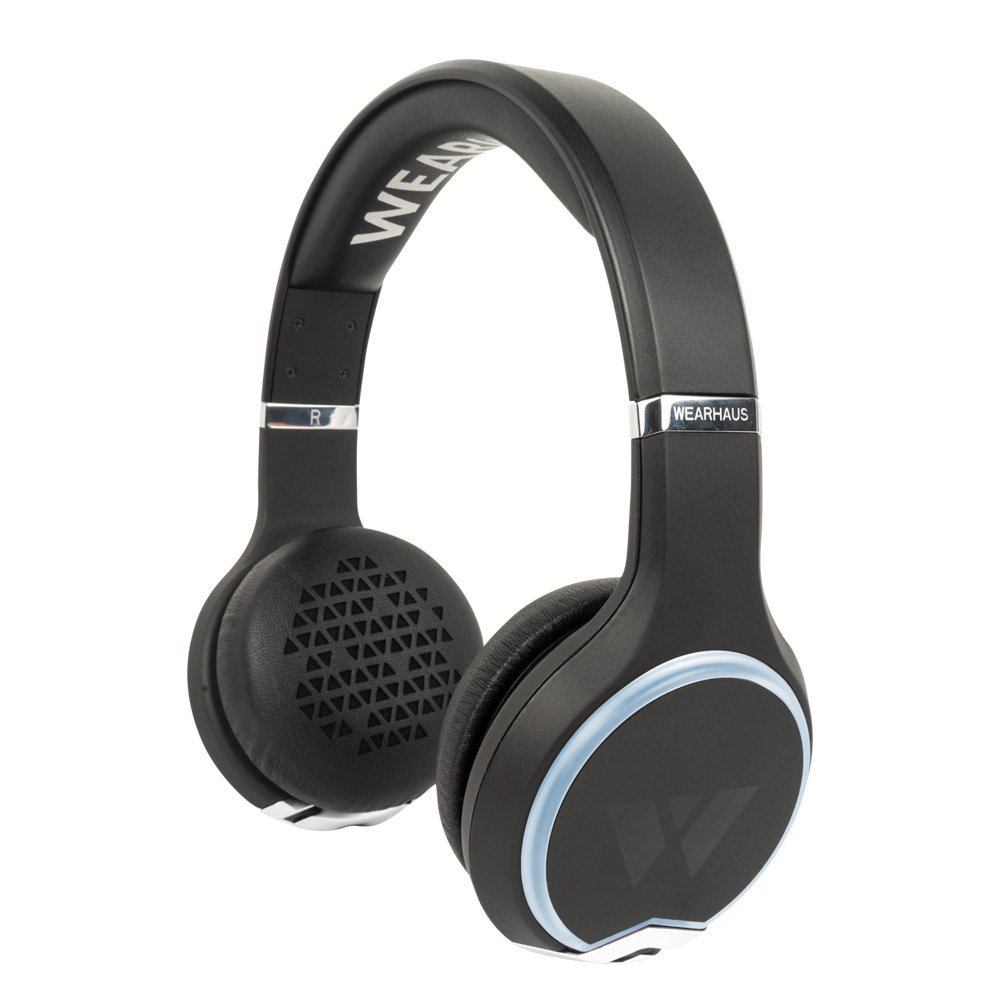 wearhaus arc bluetooth headphones with audio sharing cool wearable. Black Bedroom Furniture Sets. Home Design Ideas
