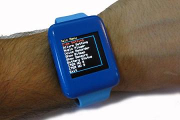 CulBox Open Source Arduino Smartwatch