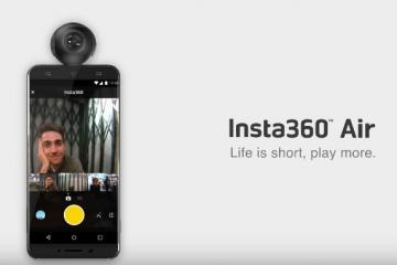 Insta360 Air: 360-Degree Camera for Android
