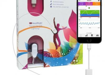 HeartMath Inner Balance Sensor for Your Emotions