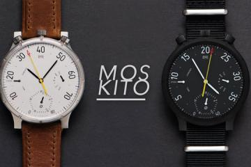 MOSKITO Analog Watch Is a Bike Speedometer