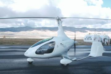 VR Goggles for PAL-V Flying Car