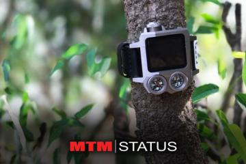 MTM Status Titanium/Aluminum Apple Watch Protection
