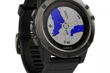 fēnix 5X Multisport GPS Watch