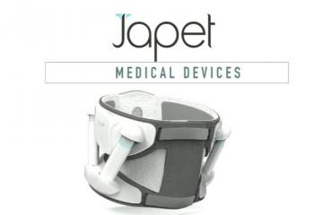 Atlas by Japet: Robotic Back Rehab Wearable