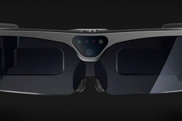 Augmented Reality HiAR Glasses @ CES 2017