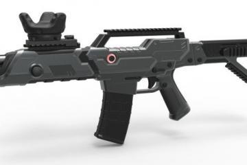 PP Gun VR Controller for HTC Vive