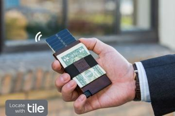 EKSTER Solar Powered Trackable Wallet