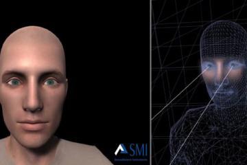 Social Eye Concept: Gaze Control of Virtual Characters