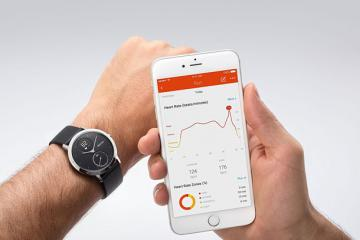 Withings Steel HR Watch Tracks Your Heart Rate