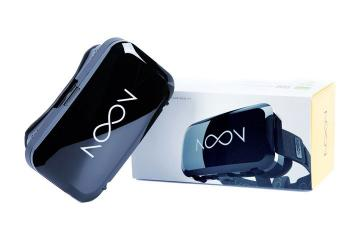 NOON VR+ Mobile VR Headset with Wireless PC Streaming
