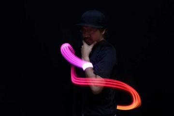 3D Printing a NeoPixel LED Bracelet