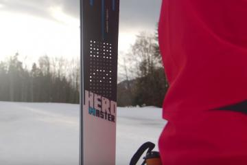 Rossignol and PIQ Sport Introduce Hero Master Connected Skis