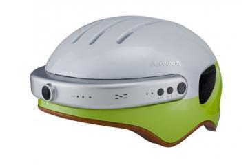 Airwheel C5 Smart Helmet with WiFi & Bluetooth