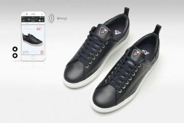 Lamour Connected Heated Sneakers