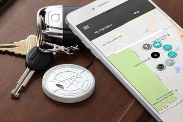 Rand McNally Highlight Personal Tracker