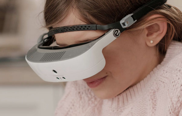 Esight 3 Smart Glasses For The Legally Blind Cool Wearable