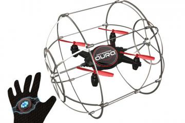 Aura Gesture-controlled Drone